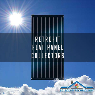Retrofit Solar Flat Panel Conversions