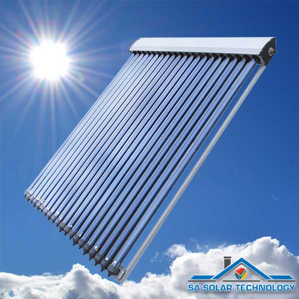 SA Solar 20 Tube Solar Collector