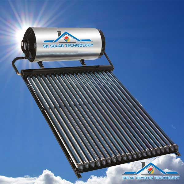 SA Solar Technology 200L High-Pressure Direct solar geyser