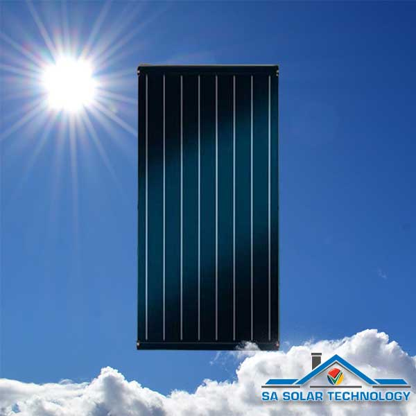 SA Solar Technology Flat Plate Solar Conversion